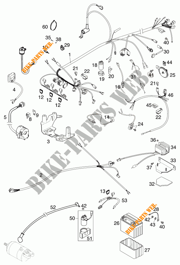 Ktm 620 Lc4 Wiring Diagram